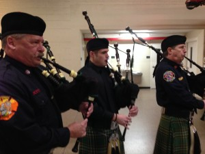Greater Naples Fire Department Veteran Bagpipers